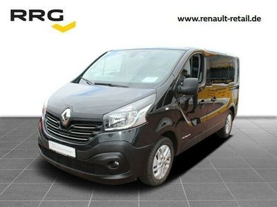 gebraucht Renault Trafic Combi dCi 125 L1H1 2,7t Expression