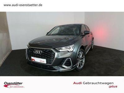 gebraucht Audi Q3 Sportback 45 TFSI S-Line LED/Navi+/virtual+