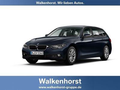 gebraucht BMW 318 d Advantage Touring Navi Keyless El. Heckkla
