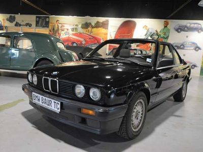 gebraucht BMW 316 i E30 Baur TC Cabriolet *Tüv Neu H-Kennzeichen*