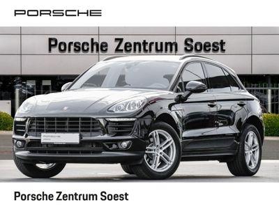 gebraucht Porsche Macan Turbo Basis /PANORAMADACH/BI-XENON/RÜCKFAHRKAMERA