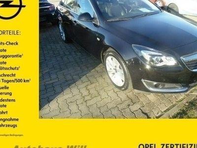 gebraucht Opel Insignia ST 2.0 CDTI Innovation Autom. Vollleder
