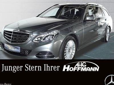 gebraucht Mercedes E350 T Elegance+Comand+LED+Kamera+Airmatic