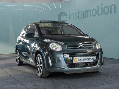 gebraucht Citroën C1 C1Airscape Shine 1.0 VTi el. FALTVERDECK+KLIMAAUTOMATIK