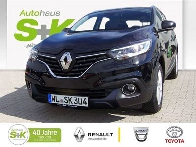 gebraucht Renault Kadjar BUSINESS Edition TCe 140 *Winter-P. Safty-Plus-P.
