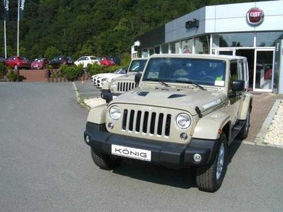 gebraucht Jeep Wrangler Unlimited MY18 JK Edition 3.6l V6 284 PS