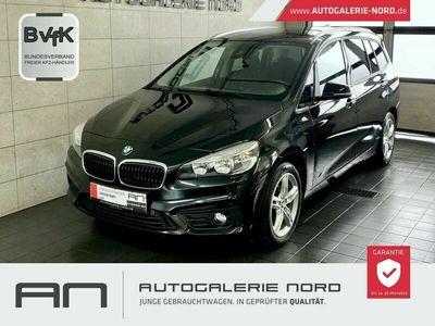gebraucht BMW 218 Gran Tourer i Advantage Navi M-Sport als Limousine in Stelle