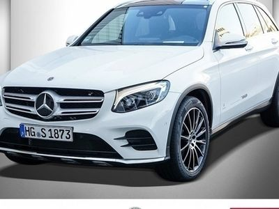 gebraucht Mercedes GLC300 4M AMG Line COMAND Kamera Panorama AHK