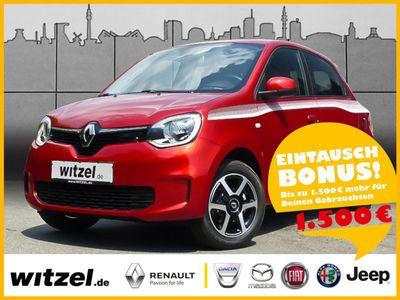 gebraucht Renault Twingo LIMITED SCe 75 KLIMA ZV SERVO eFH ABS ESP