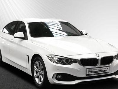 gebraucht BMW 420 Gran Coupé D Adv Aut. Xenon NaviBus. PDC