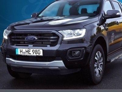 gebraucht Ford Ranger 2,0 l TDCi Panther Autm. Wildtrak 156 kW, 4-türig (Diesel)