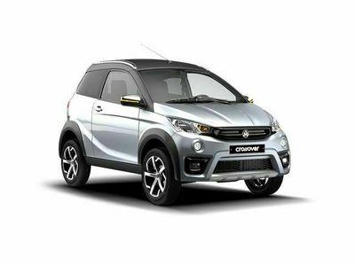 gebraucht Aixam Crossline Crossover Premium