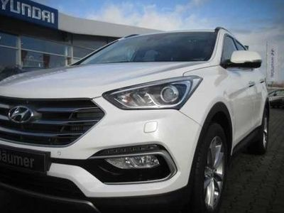 used Hyundai Santa Fe FL 2.2 CRDi 4WD A/T Premium + Navi +