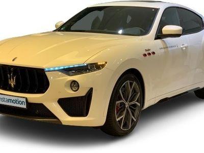 gebraucht Maserati Biturbo Levante Levante TROFEO 3.8 V8Q4 Modelljahr 2021