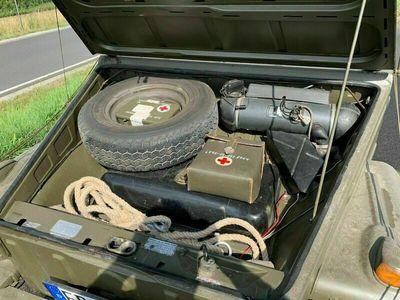 gebraucht VW 181 Bundeswehr Kübel