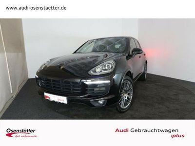 gebraucht Porsche Cayenne 3,0 TDI ''Platinum Edition'' Luftf./20''