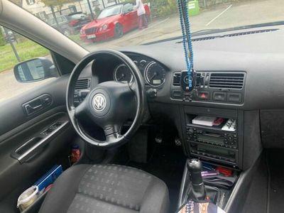 gebraucht VW Bora Sofort Für Export oder Bastler2.0 Ed...