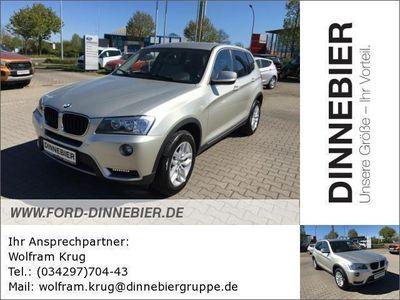 gebraucht BMW X3 xDrive20d Gebrauchtwagen, bei Autohaus Dinnebier GmbH