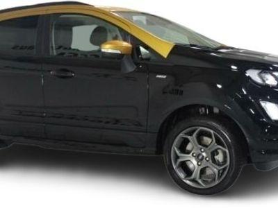 gebraucht Ford Ecosport EcoSport15 ECOBLUE MJ2020 ST-LINE NAVI BO LM17
