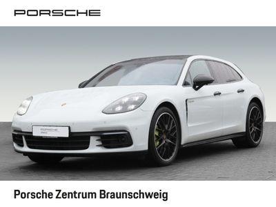 gebraucht Porsche Panamera 4 E-Hybrid Sport Turismo Burmester LED
