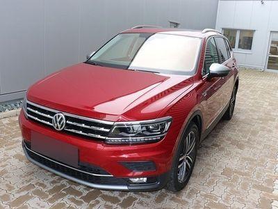 gebraucht VW Tiguan Allspace Tiguan2.0 TDI DSG 4Motion Highline AHK