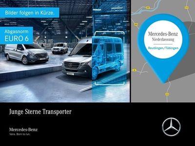 gebraucht Mercedes Sprinter 314 Fahrgestell MBUX Touchscreen