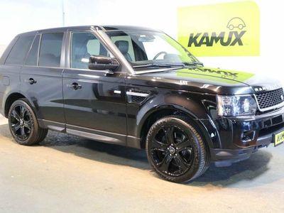 gebraucht Land Rover Range Rover Sport SDV6 HSE Aut. +Navi +Bi-Xenon +Standhzg +Leder