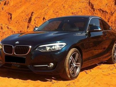 gebraucht BMW 230 2er Coupe Sport-Aut. Luxury Line