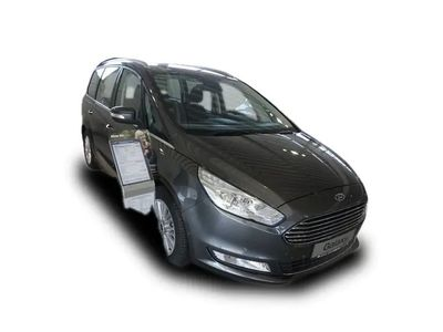 gebraucht Ford Galaxy Titanium-Business3-Navi-Keyfree