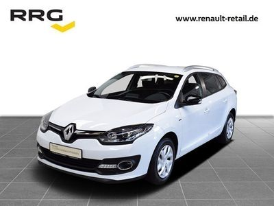 used Renault Mégane GRANDTOUR 3 1.5 DCI 110 FAP LIMITED BUSIN