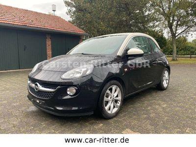 gebraucht Opel Adam Jam 1.2 CarPlay Klima Tempomat Teilleder