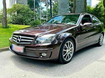 gebraucht Mercedes CLC160 BlueEfficiency Teilleder Nebel 6-Gang