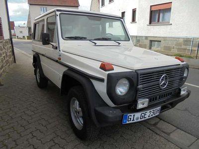 gebraucht Mercedes G230 GE 230, H Zulassung, TÜV 10/2020
