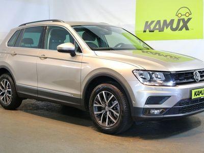 gebraucht VW Tiguan 2.0 TDI DSG Comfortline 4Motion +Navi +PDC +ACC +Kamera +EURO 6