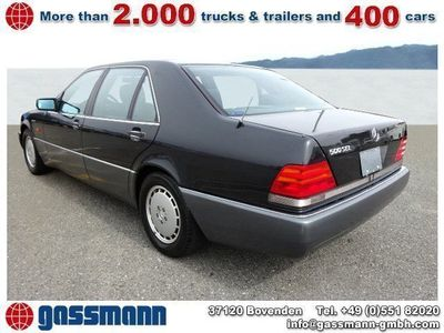 gebraucht Mercedes 500 SEL (1991)