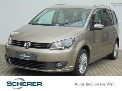 gebraucht VW Touran CUP 1.2 TSI *Klimaat, 7-Sitze, Sitzhz, ParkAssist*