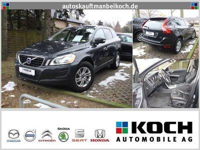 gebraucht Volvo XC60 D5 AWD Summum Aut. Navi SD Kamera StHzg