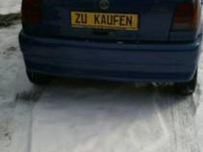 gebraucht VW Polo VW6N-4türig-1L /50PS-TÜV1/19