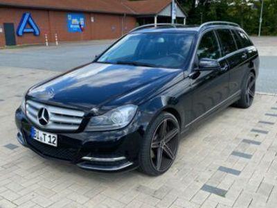 gebraucht Mercedes C350 T CDI DPF (BlueEFFICIENCY) 7G-TRONIC A...