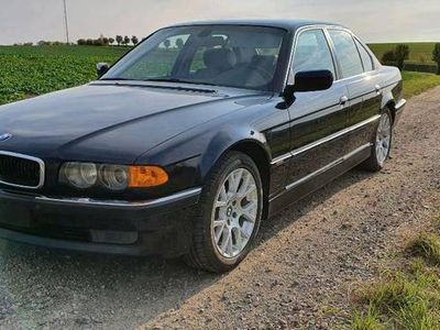 gebraucht BMW 728 e38 iA TÜV NEU Xenon Leder Navi Ahk... als Limousine in Cotta
