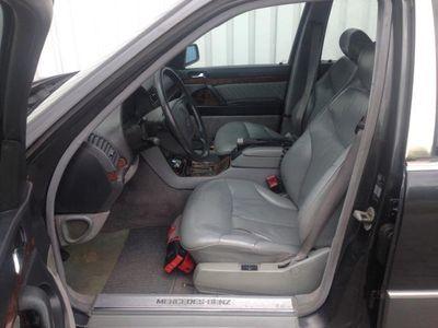 gebraucht Mercedes 600 SEL ,Vollausstattung,Deutsches Auto