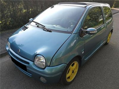 gebraucht Renault Twingo 1.2 16V Lazuli Tuning Blau Met Servo,ZV,EFH...
