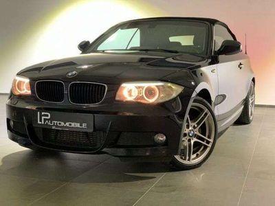 gebraucht BMW 120 Cabriolet 120d M Edition Sport Leder Xenon Navi Pro