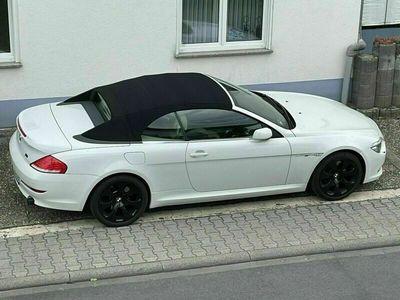 gebraucht BMW 635 Cabriolet d Tausch ist möglich.. als Cabrio/Roadster in Rödermark