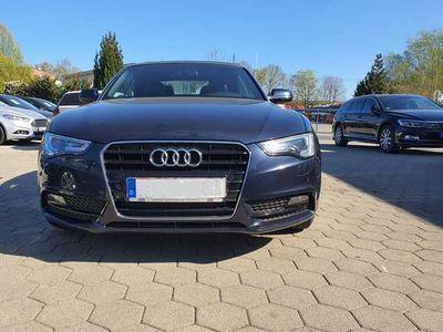 gebraucht Audi A5 Cabriolet 3.0 TDI S line Sport Plus*BI Xenon als Cabrio/Roadster in Münster