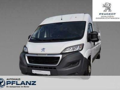gebraucht Peugeot Boxer Avantage Edition L3H2 BlueHDi 2.0 (EURO 6)