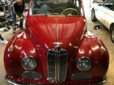 käytetty BMW 501 V6 Barockengel komplett in 2019 restauriert