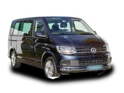 gebraucht VW Multivan T62.0TDI DSG LED NAVI STANDHZ ACC