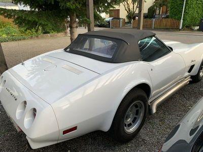 gebraucht Corvette C3 Cabrio