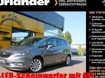 käytetty Opel Zafira Innovation 2.0CDTI AT 7S Navi RF-Kam LHZ